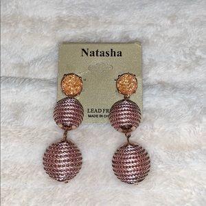 New!! Natasha earrings!